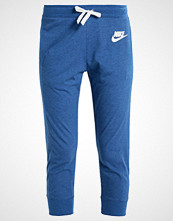 Nike Sportswear GYM Treningsbukser industrial blue/heather/sail
