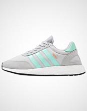 Adidas Originals INIKI RUNNER Joggesko light solid grey/easy green/core black
