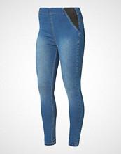 Mamalicious Jeans Skinny Fit blue denim