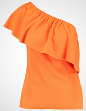 Warehouse Tshirts med print orange