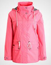 Columbia REMOTENESS Hardshell jacket bright geranium