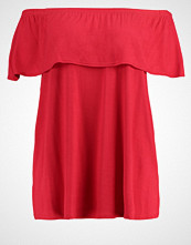 Dorothy Perkins Curve Tshirts med print red