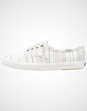 Keds CHAMPION SLUB STRIPE Joggesko cream
