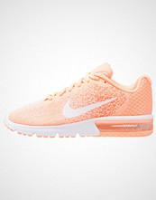 Nike Performance AIR MAX SEQUENT 2 Nøytrale løpesko sunset glow/white/hyper orange