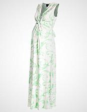 Madderson SERENA Fotsid kjole green acanthus