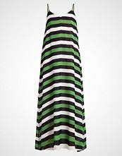 KIOMI Fotsid kjole green/ black