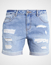 Vero Moda VMBE ADELE Denim shorts medium blue