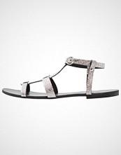 KIOMI Sandaler metallic grey