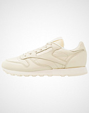Reebok Classics CL LEATHER PASTELS Joggesko washed yellow/white