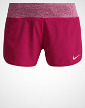 Nike Performance RIVAL Sports shorts true berry/reflective silver