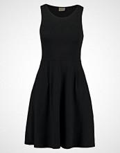 Vero Moda VMOSLO STRIPE Jerseykjole black