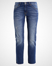 Boss Orange KNOXVILLE Straight leg jeans navy