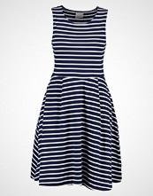 Vero Moda VMOSLO STRIPE Jerseykjole navy blazer/snow white