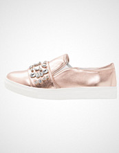 Lost Ink LUCY SLIP ON PLIMSOL Slippers copper