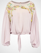 Free People UP AND AWAY  Bluser pink