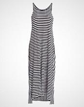Mads Nørgaard DJUNELLA Fotsid kjole black/white