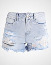 New Look GELATO Denim shorts dark blue