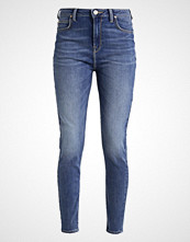 Lee SCARLETT HIGH CROPPED Slim fit jeans light urban indigo