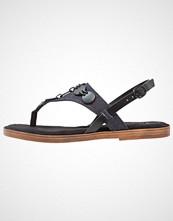 Tamaris Flip Flops denim/black