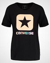Converse BOX STAR  Tshirts med print black