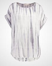 Cream TULA  Tshirts med print smoked pearl