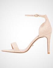 Dune London MORTIMER Sandaler med høye hæler blush
