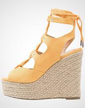 Vero Moda VMSARINA  Sandaler med høye hæler artisan's gold