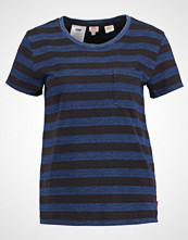 Levi's THE PERFECT Tshirts med print hyde indigo/jet black
