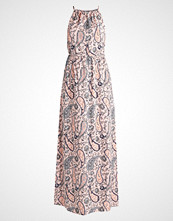 Vero Moda VMNOW Fotsid kjole peach whip