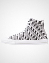Converse CHUCK TAYLOR ALL STAR GEMMA Høye joggesko black/white/mouse
