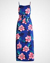 Banana Republic CHELSEA FLORAL Fotsid kjole blue