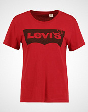 Levi's THE PERFECT Tshirts med print red dahlia