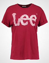 Lee LOGO TEE Tshirts med print biking red