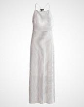 Banana Republic STRIPE Fotsid kjole black/white