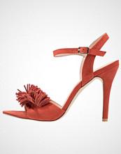 Vero Moda VMLINA  Sandaler med høye hæler mecca orange
