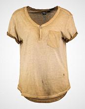 G-Star GStar SUNDU GRANDDAD T S/S Tshirts med print oxide ocre