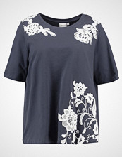 Junarose JRLESLEY Tshirts med print ombre blue