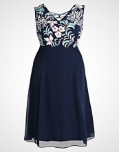 Frock and Frill Curve Ballkjole navy