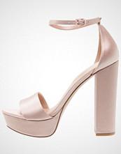 ALDO NESIDA Sandaler med høye hæler light pink