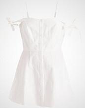 Glamorous Petite BARDOT SKATER Sommerkjole white