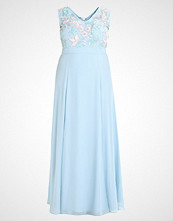 Frock and Frill Curve Ballkjole light blue