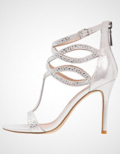 ALDO UNIEDDA Sandaler med høye hæler silver