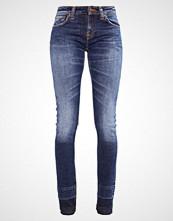 Nudie Jeans SKINNY LIN Slim fit jeans turn down