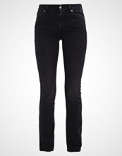7 For All Mankind KIMMIE Straight leg jeans bair black washed