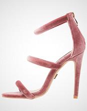 Lost Ink MARILYN BARELY THERE Sandaler med høye hæler light pink