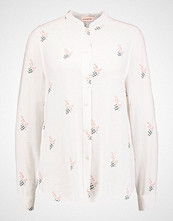 Custommade IDALINE Skjorte whisper white