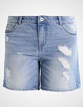 Only ONLBROOKY Denim shorts light blue denim