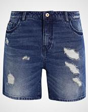 Only ONLBROOKY Denim shorts dark blue denim
