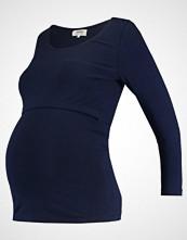 Zalando Essentials Maternity Topper langermet navy