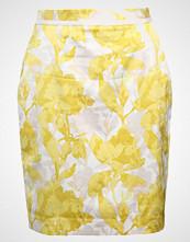 Banana Republic GINGER FLORAL  Blyantskjørt yellow